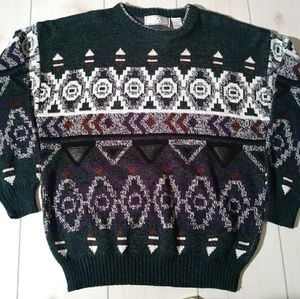 Other - Vintage Michael Gerald sweater 80's unisex